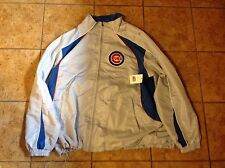 Chicago Cubs Adult Medium Windbreaker by G-III Sports New with tags