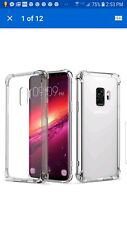 For Samsung Galaxy Note 8/9 S9/S8/Plus Ultra Thin Crystal Clear Hard Phone Case