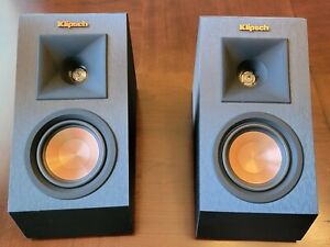 Pair Klipsch Reference Premiere RP-140SA Dolby Atmos Wall Speakers