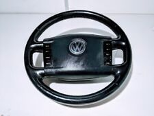VOLKSWAGEN TOUAREG STEERING WHEEL WITH AIRBAG 7L6419091