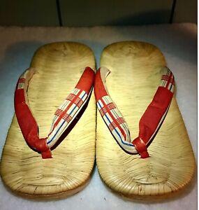 Vintage Japanese Zori Unisex Sandal