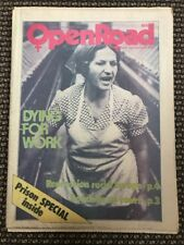 Open Road Issue 10 1979- Vintage Anarchist Newspaper Feminism Civil Rights Nukes