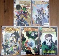 DAY OF JUDGMENT 1-5 (OF 5), DC COMICS, 1999, VF+