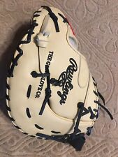 """New listing LHT Lefty Rawlings PROSDCTC 13"""" Pro Preferred First Base Mitt New With Tags"""