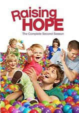 Raising Hope: The Complete Second Season [3 Discs] (DVD Used Very Good) DVD-R