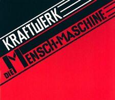 KRAFTWERK Die Mensch-Maschine - CD (Reissue, Remastered - 2009)