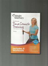Weight Watchers Time Crunch Training, DVD