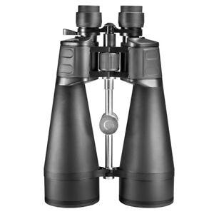 Barska 20-140x80 Gladiator Zoom Binoculars in Black w/ Mount & Case, AB11184