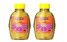 Honey Tree Sugar Free Imitation Honey (Pack of 2) 12 oz Bottles
