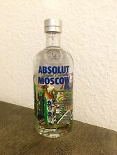Absolut Vodka Moscow Limited Edition Full & Sealed 700ml