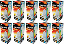 10 x Energizer G9 33W / 40W Dimmable Halogen Bulb 460 Lumens Warm White Capsule