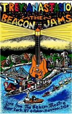 "Jim Pollack ""The Beacon Jams"" Sold Out Poster"