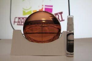 Bvlgari Aqva Amara 5ml sample glass travel atomizer *discontinued*