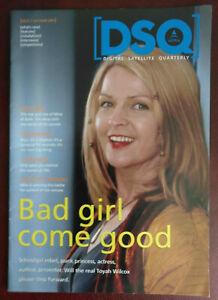 ASTRA DSQ Digital Satellite Magazine Retailer Issue 2 Autumn 2001  Toyah Wilcox