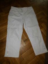 Original Canda Damen Jeans Hose 7/8 Gr. 40 -wie neu- weiß