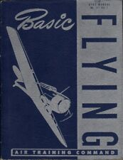 1952 BASIC FLYING AIR TRAINING COMMAND STUDENT PILOT FLIGHT MANUAL HANDBOOK-CD