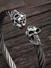 Anillo de acero inoxidable arturo joyas Biker joyas de acero inoxidable joyas Gothic Biker