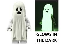 Lego Glow in the Dark Ghost Version figurine New Halloween