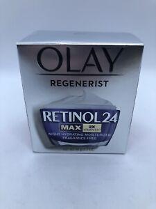 NEW!! Olay Regenerist RETINOL 24 MAX