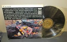 Epic Mono LC 3485/Wagner: Overtures and Preludes/Jochum/Bavarian Radio SO/VG+/M-