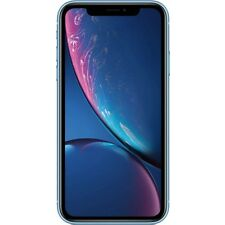 Apple iPhone XR 128GB blue 128GB LTE/4G iOS 12 Smartphone Handy ohne Vertrag