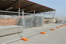 Temporary fence panels 2.1m x 2.4m #32 , $37/each panel