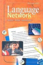 Language Network: Grammar, Writing Comm. Hardcover, McDougal Littell - 9th Grade
