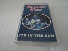STATUS QUO ICE IN THE SUN CD 12 TRACK - 1993 UK Cassette Rare