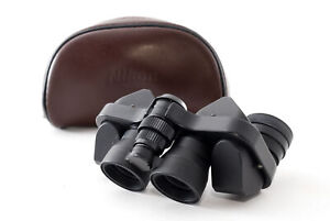[Near Mint] NIKON BINOCULARS BINOCLE MIKRON 7° 7x15 w/case From Japan 745116