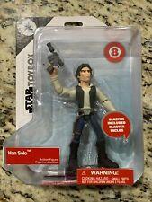 Disney Star Wars Toybox Han Solo Exclusive Action Figure #10