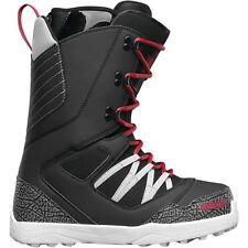 ThirtyTwo Men Light JP Snowboard Boots (9) Black / Grey / Red