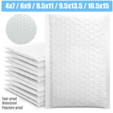 Any Size Poly Bubble Mailers Shipping Mailing Padded Envelopes Bags Self Seal Us