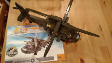 Ultimate Soldier UH-60 Helicopter Building Kit