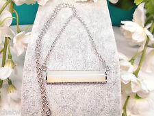 Juwelo  Achat  Silber Collier  925 Sterling Silber  Zertifikat    NEU