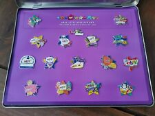 More details for orlando florida limited edition ebay live! july 26th-28th 2003 pin set ~ ebayana