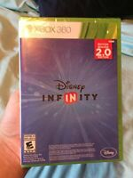 Disney Infinity 2.0 Marvel Super Heroes Xbox 360 Replacement Game Only