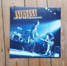 Nirvana Live at The Paramount DLP Grunge Foo Fighters Mint Sealed
