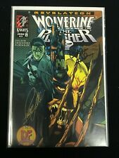 Wolverine & The Punisher - Revelation -  Signed see description - Dynamic Forces