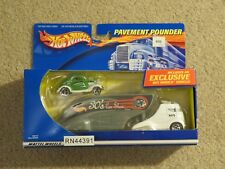 Hot Wheels Pavement Pounder 30's Car Show MISB 2000 See My Store