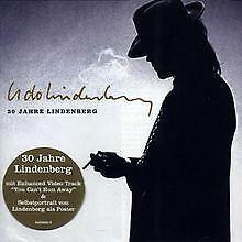 30 Jahre Lindenberg von Lindenberg,Udo | CD | Zustand gut