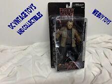 Neca Freddy Vs. Jason / Jason Voorhees Cult Classics Reel Toys 2011 Rare Look!