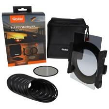 Rollei F:X Pro 100   Starter Kit Filterhalter + CPL + Soft GND8 + Tasche