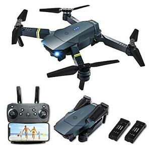 Drones with Camera for Adults FCONEGY E58 Foldable RC Quadcopter Drone with 1...