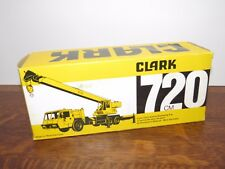 Gescha Model 1/50 Scale Diecast 3073 Clark 720 Crane Toy model RARE!