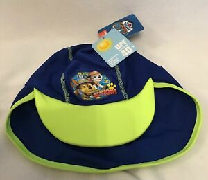 Toddler - Hat/Cap - PawPatrol - UPF Protection 40+ - Green - OneSize - Brand New