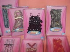 19 PIECES  NEW IN PACKAGE MY SCENE DOLL CLOTHES EXCELLENT