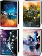 Romina Russell ZODIAC Young Adult Series HARDCOVER Collection Books 1-4
