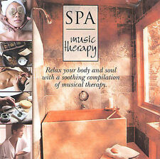 Spa: Music Therapy by Various Artists (CD, May-2001, Direct Source)