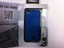 iFrogz Breeze Case for 5th-Generation Apple iPod Touch-Blue/Black IT5BZ-BLBK-O4