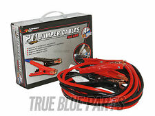 Performance Tools Heavy Duty W1673 20 Foot Jumper Cables 500amp Max 4 Gauge